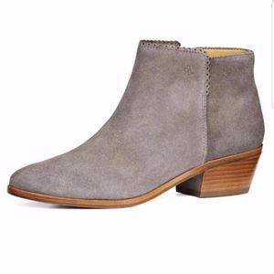 JACK ROGER'S Bailee Ankle Suede Bootie Size 10 NWT